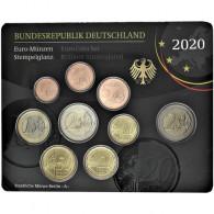 Deutschland 3,88 Euro 2020 KMS Stempelglanz Münzzeichen: A