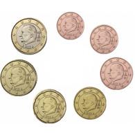 Belgien Kursmuenzensatz 2013 1,88 Euro