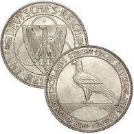 """J.346 - 5 Reichsmark 1930 """" Rheinland-Räumung """""""