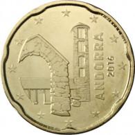 Andorra 20 Cent 2016 bfr.