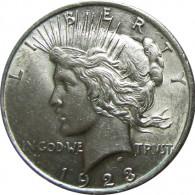USA 1 Dollar 1921 bis 1935 Peace - Dollar