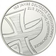 Deutschland 10 Euro 2015 PP Gesellschaft zur Rettung Schiffbrüchiger