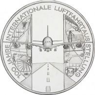 10 Euro Gedenkmünze 2009 Luftfahrtausstellung