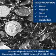 Medaillen Schmuck und Bestecke
