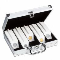 347829 - Koffer für 650 Muenzraehmchen, 5-reihig