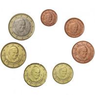Vatikan 1 Cent bis 1 Euro Papst Benedikt XVI.  Jahrgänge nach HISTORIA-Wahl