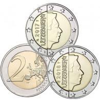 Kursmünzen Luxemburg 2 Euro Zubehör Münzen