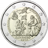 Istropolitana 2017 2 Euro Sondermünze