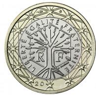 Frankreich 1 Euro 2003 bfr. Lebensbaum