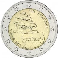 2 Euro Münze Timor Protugal 2015