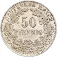 Kaiserreich-50-Pfennig-1896-1903-Jäger-15-I