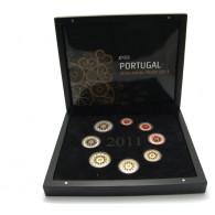 Portugal 3,88 Euro 2011 PP KMS im Etui