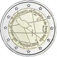 2 Euro - Sondermünzen  2019  600 Jahre Entdeckung der Insel Madeira Portugal bestellen