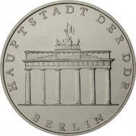 J.1536 - DDR 5 Mark 1989 - Brandenburger Tor