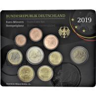 Kursmünzensatz aus der BRD