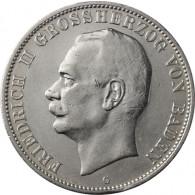 J.40 Baden 5  Mark 1908 - 1913 Friedrich II