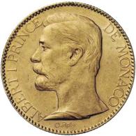 Monaco-100-Francs-1889-1922-Albert-I-I