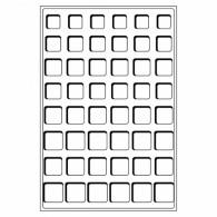 309571 -  Tableaus  48 Fächer für 6 kompl. KMS 2er Set