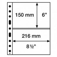 358073 -  Kunststoffhüllen SH 312 , 2 Taschen, A 5 Aufbewahrung Zubehör