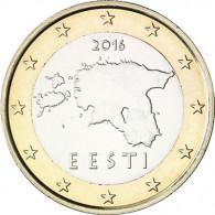 Kursmuenze 1 Euro 2016 aus Estland