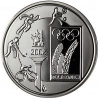 Belgien 10 Euro Silber 2008 PP Olympische Sommerspiele in Peking