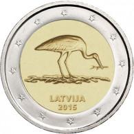 Storch Euro Münze Lettland kaufen