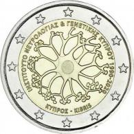 2-euro-gedenkmünze-Zypern-2020-genetik