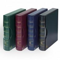301687 -  GRANDE Ringbinder Classic inkl.  Schutzkassette Blau