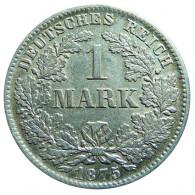Deutsches Kaiserreich J.9 - 1 Mark 1873 - 1887