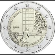 Deutschland-2-Euro-2020-Kniefall-von-Warschau-F-stgl