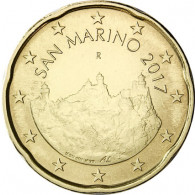 San Marino 20 Cent 2017 The Tree Towers - Neues Motiv