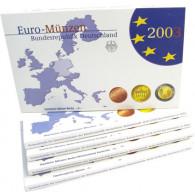 Deutschland - 3,88 Euro 2003 - KMS PP - A,D,F,G,J