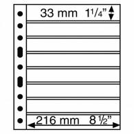329179 -  GRANDE Hüllen   8 S 5er Pack Schwarz