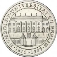 J.1606P2 - DDR 10 Mark 1985 stgl. Humboldt Universität Berlin PROBE