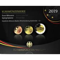 Kursmünzensatz 2019 online bestellen