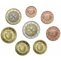 Malta Euro Muenzen KMS 2015 prägefrisch