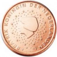 Niederlande 1 Cent 2005 bfr. Königin Beatrix