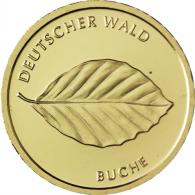 Deutschland-20-Euro-2011-Buche