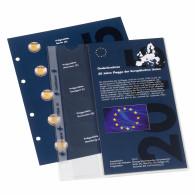 347894 -  Nachtrag für Vordruckalbum BRD 2 Euro 2015- 30 Jahre Europa Flagge
