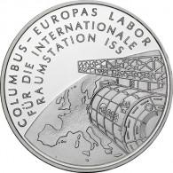Deutschland 10 Euro 2004 ISS Raumstation Columbus