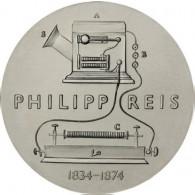 J.1550 - DDR 5 Mark 1974 - Philipp Reis Sonderpreis
