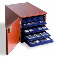 Münzenkabinett für Tabelaus Zubehör Münzen Aufbewahrung