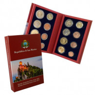 San Marino Kurssatz 2002 und 2017  alte & neue Motive