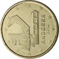 Andorra 10 Cent 2014 bfr.