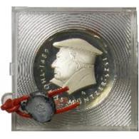 DDR Silbermünze 20 Mark 1989 PP Thomas Müntzer