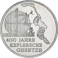 Silbermünze 10 Euro Johannes Kepler - jetzt kaufen