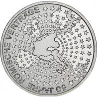 10 Euro Gedenkmünze Römische Verträge 2007