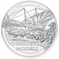 20 Euro Silber 2019 Österreich dem Himmel entgegen 1. Ausgabe Traum vom Fliegen bestellen