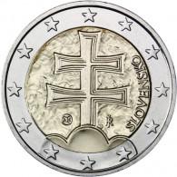 Kursmünze 2 Euro Slowakei 2012  Doppelkreuz  Münzkatalog Sammlermünzen Zubehör kaufen