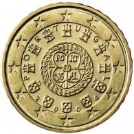 Portugal 10 Cent 2004 bfr.